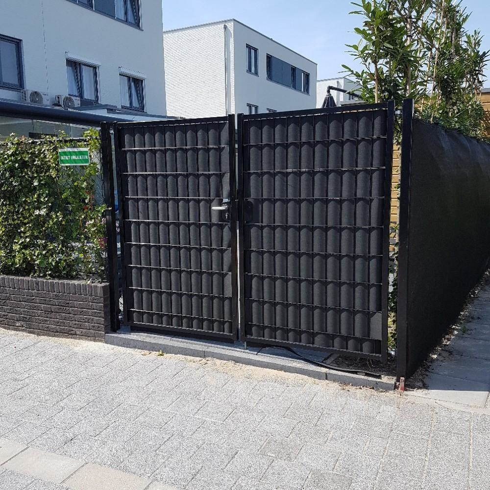Gipea Easy To Fix Optimal Visibility Protection For Gate & Fence Gipea Easy to fix Vlechtband (GATE 150)  + 20 montageklemmen