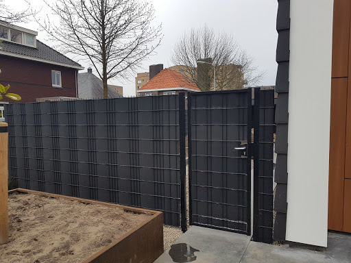 Gipea Easy To Fix Optimal Visibility Protection For Gate & Fence Gipea Totaal Fix,  uw  montage van Schutting &  Zichtbescherming