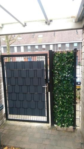Gipea Easy To Fix Optimal Visibility Protection For Gate & Fence Gipea Easy to fix Vlechtband (GATE) 85 cm  + 20 montageklemmen