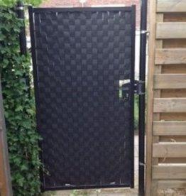 Gipea Easy To Fix Optimal Visibility Protection For Gate & Fence Ekoband 4.7 cm  50 mtr  Zwart