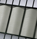 Gipea Easy To Fix Optimal Visibility Protection For Gate & Fence Ekoband 150 cm x 19 cm hoog