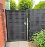 Gipea Easy To Fix Optimal Visibility Protection For Gate & Fence Set van 4 afwerk lijsten met bevestiging + 6 drukprofielen  Master Fix afwerking