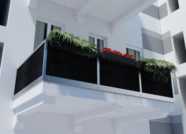 Gipea  Balkon Rotan Fix