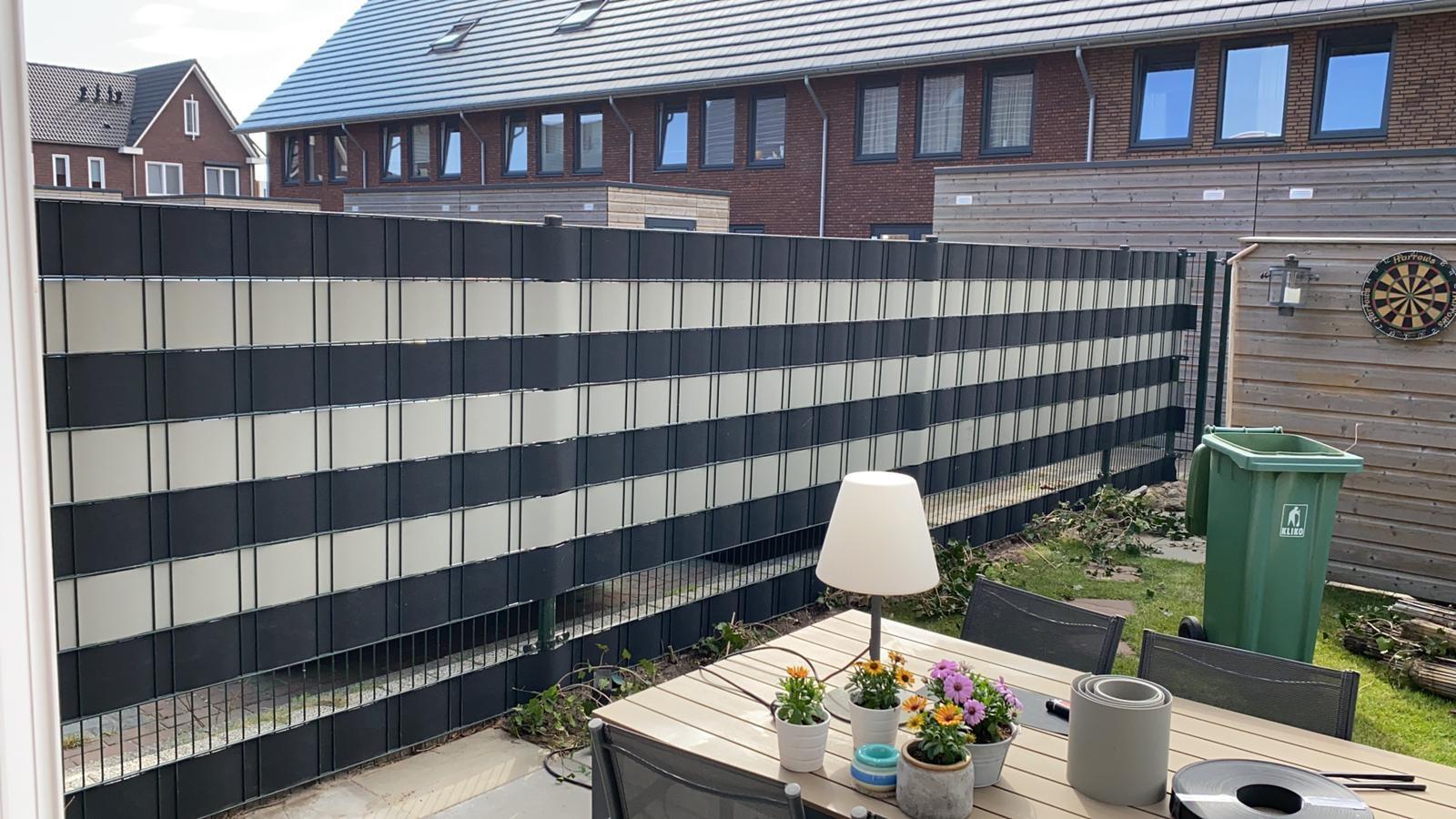 Gipea Easy To Fix Optimal Visibility Protection For Gate & Fence Gipea Ekoband 50 m. Vanaf €65