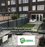 Gipea Easy To Fix Optimal Visibility Protection For Gate & Fence Afhaal Order ekoband 50 meter ex. verzenden