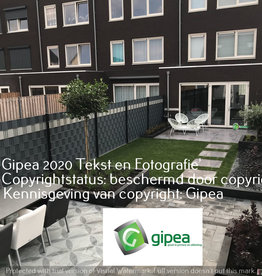 Gipea Easy To Fix Optimal Visibility Protection For Gate & Fence Afhaal Order ekoband 50 meter ex. verzenden