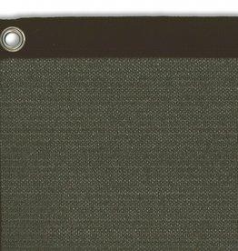 Gipea Easy To Fix Optimal Visibility Protection For Gate & Fence Gipea Comfort Fix Balkondoek 0,75 x 3,00 meter, RVS zeilogen om de 50 cm