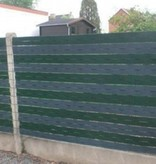 Gipea Easy To Fix Optimal Visibility Protection For Gate & Fence Gipea 47 mm, beschermen tegen nieuwsgierige blikken, wind en geluid.