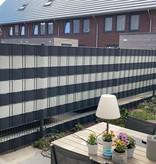 Gipea Easy To Fix Optimal Visibility Protection For Gate & Fence 9 x GIPEA EASY FIX vlechtstrook voor uw tuinpoort van 85 cm tot 105 cm.  Combi Deal plus  50 meter voor de schutting.