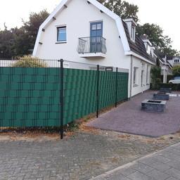 Gipea Easy To Fix Optimal Visibility Protection For Gate & Fence Ekoband 1 meter lang x 19 cm hoog