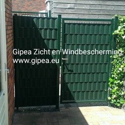 Gipea Easy To Fix Optimal Visibility Protection For Gate & Fence Gipea ekoband Vlechtstrook 125 CM