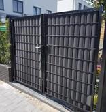 Gipea Easy To Fix Optimal Visibility Protection For Gate & Fence Gipea Ekoband voor schutting en tuinpoorten, klik op pijltje voor uw kleur -