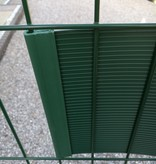 Gipea Easy To Fix Optimal Visibility Protection For Gate & Fence Gipea Ekoband Pro montage klem 19 cm .  speciaal voor ekoband.