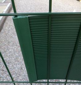 Gipea Easy To Fix Optimal Visibility Protection For Gate & Fence 20 x Gipea Ekoband Pro montage klem 19 cm