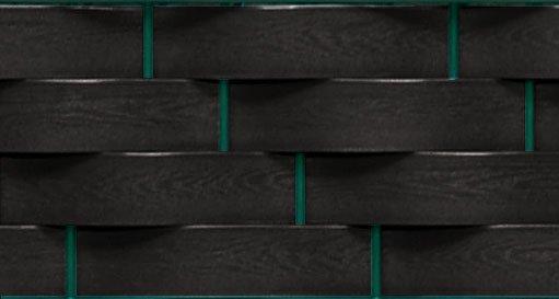 Gipea Easy To Fix Optimal Visibility Protection For Gate & Fence colorado  4.4 cm  Gipea Easy Fix vlechtband