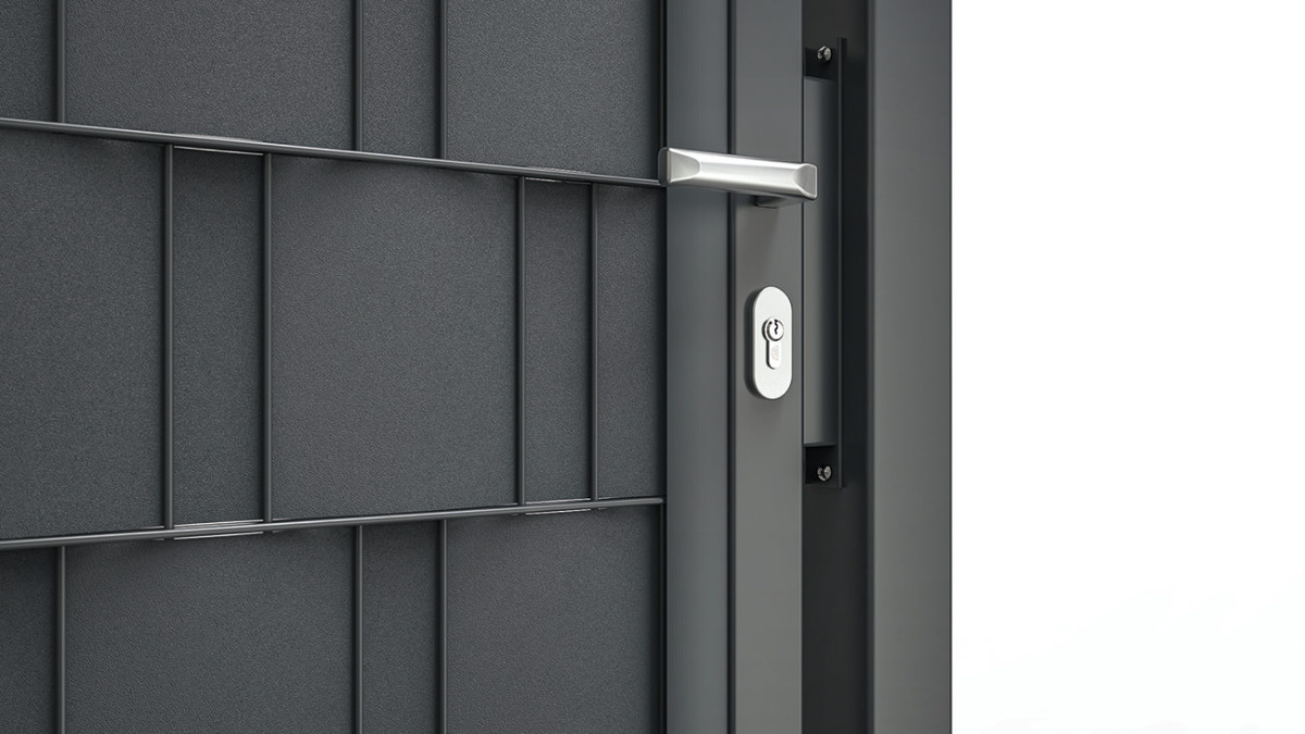 Gipea Easy To Fix Optimal Visibility Protection For Gate & Fence Gipea master  Fix  Afwerkprofielen