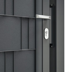Gipea Easy To Fix Optimal Visibility Protection For Gate & Fence Vlechtband  &  Master Fix  Afwerkprofielen Medium