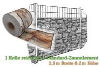 Gipea Design Band: Zichtbescherming Tuin, nu schutting zicht dicht met Wilgentakken!