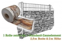 Gipea Design Band: Zichtbescherming Tuin, nu schutting zicht dicht met Bretagne!