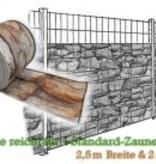 Gipea Design Band: Zichtbescherming Tuin, nu schutting zicht dicht met Dennetakken!