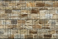 Gipea Design Band: Zichtbescherming Tuin, nu schutting zicht dicht met stone Roma!