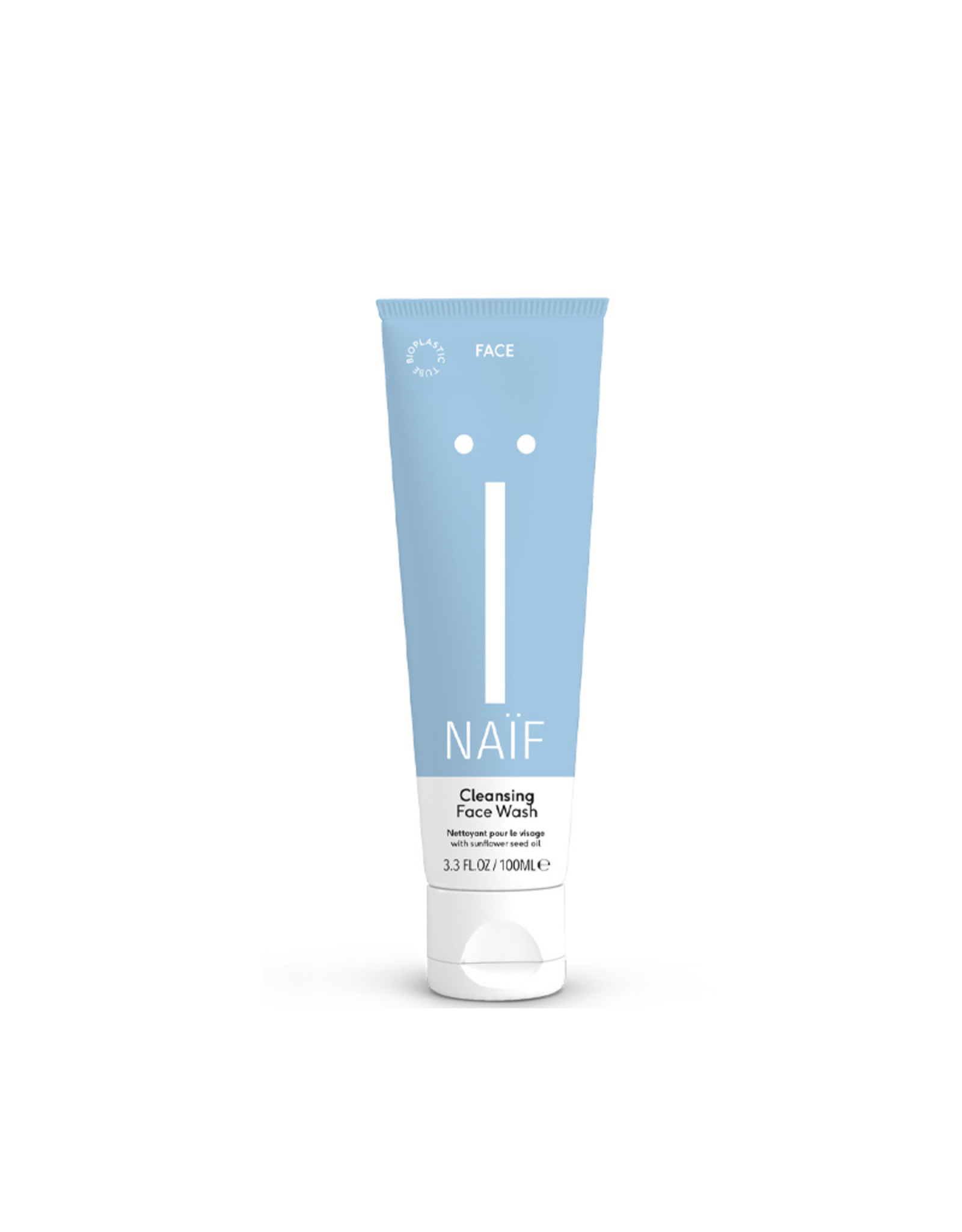 Naïf Cleansing Face Wash - 100ml