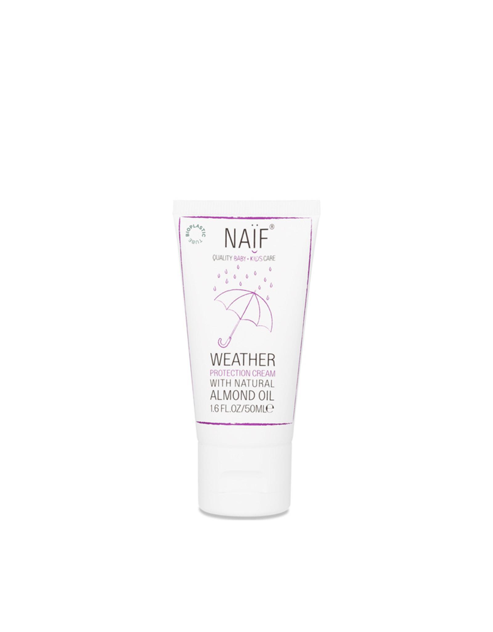 Naïf Weather Protection Cream - 50ml