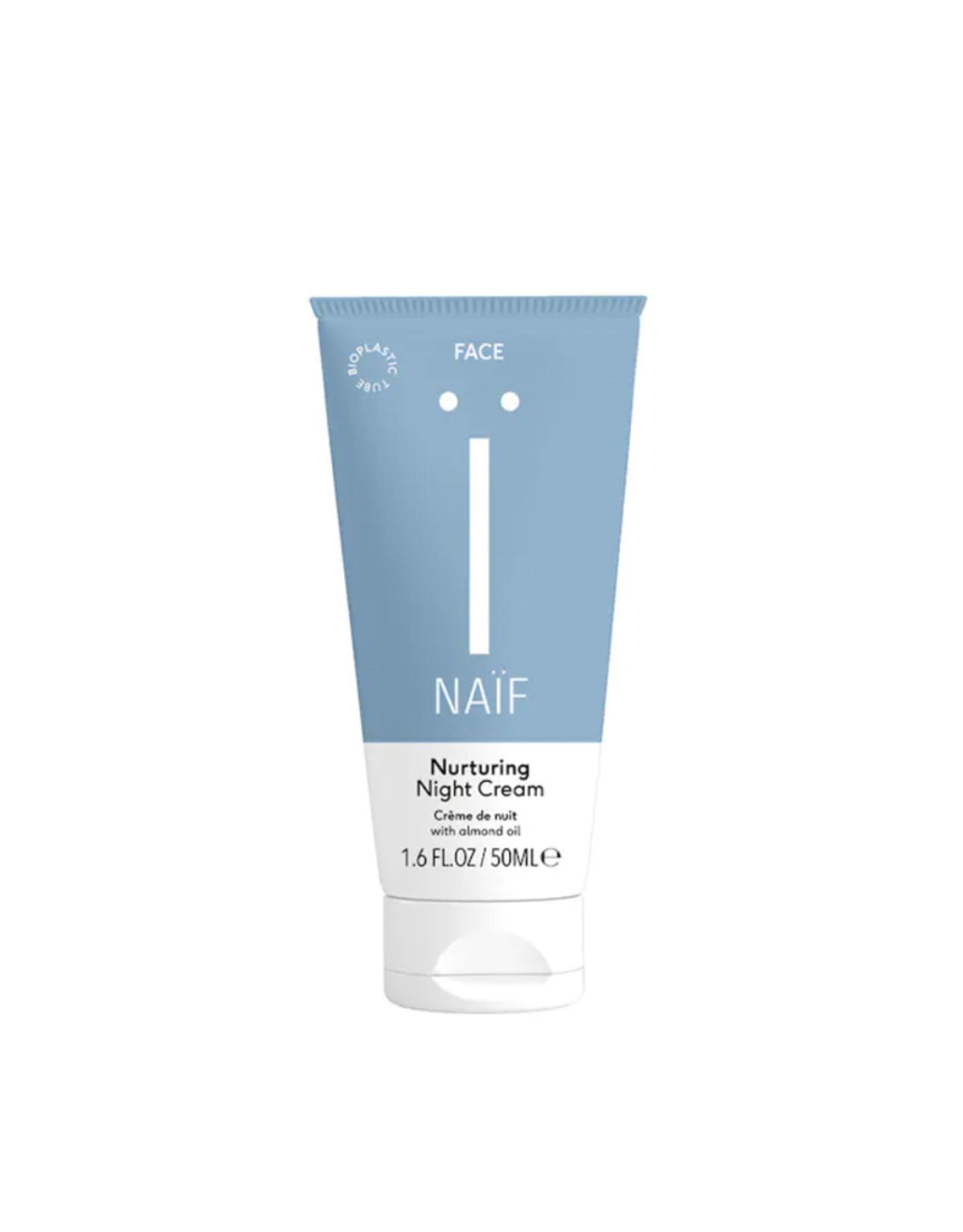 Naïf Nurturing Night Cream - 50ml