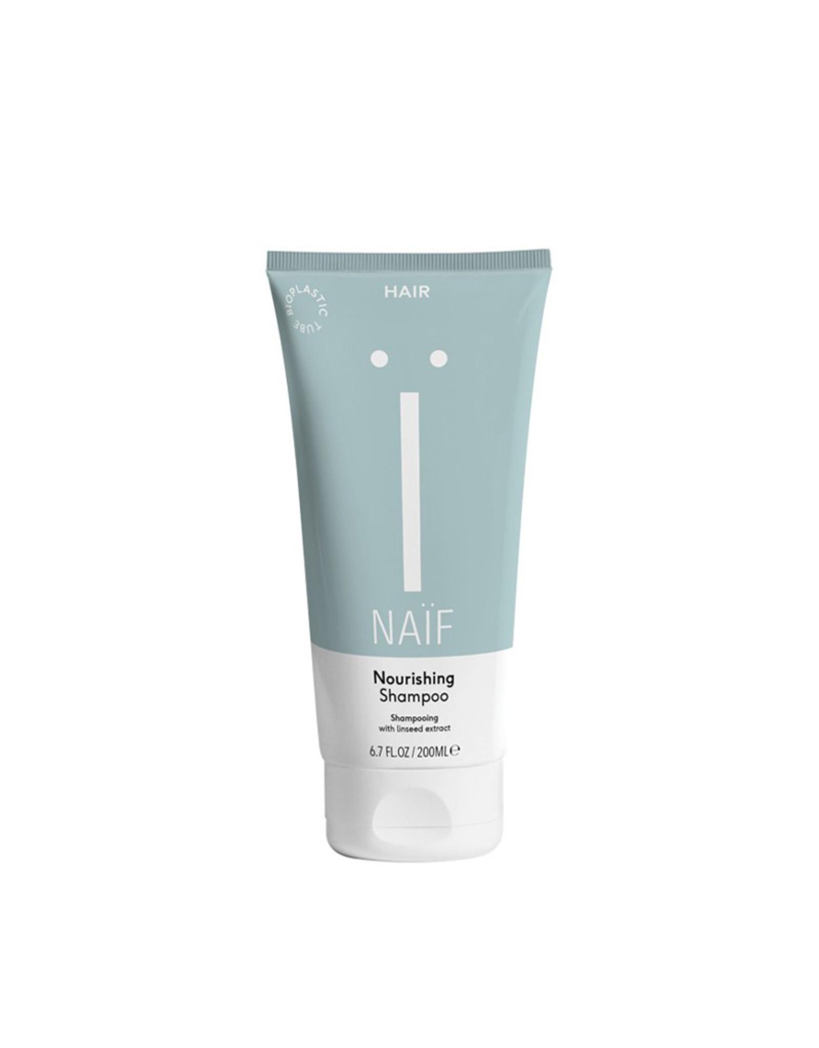 Naïf Nourishing Shampoo - 200ml
