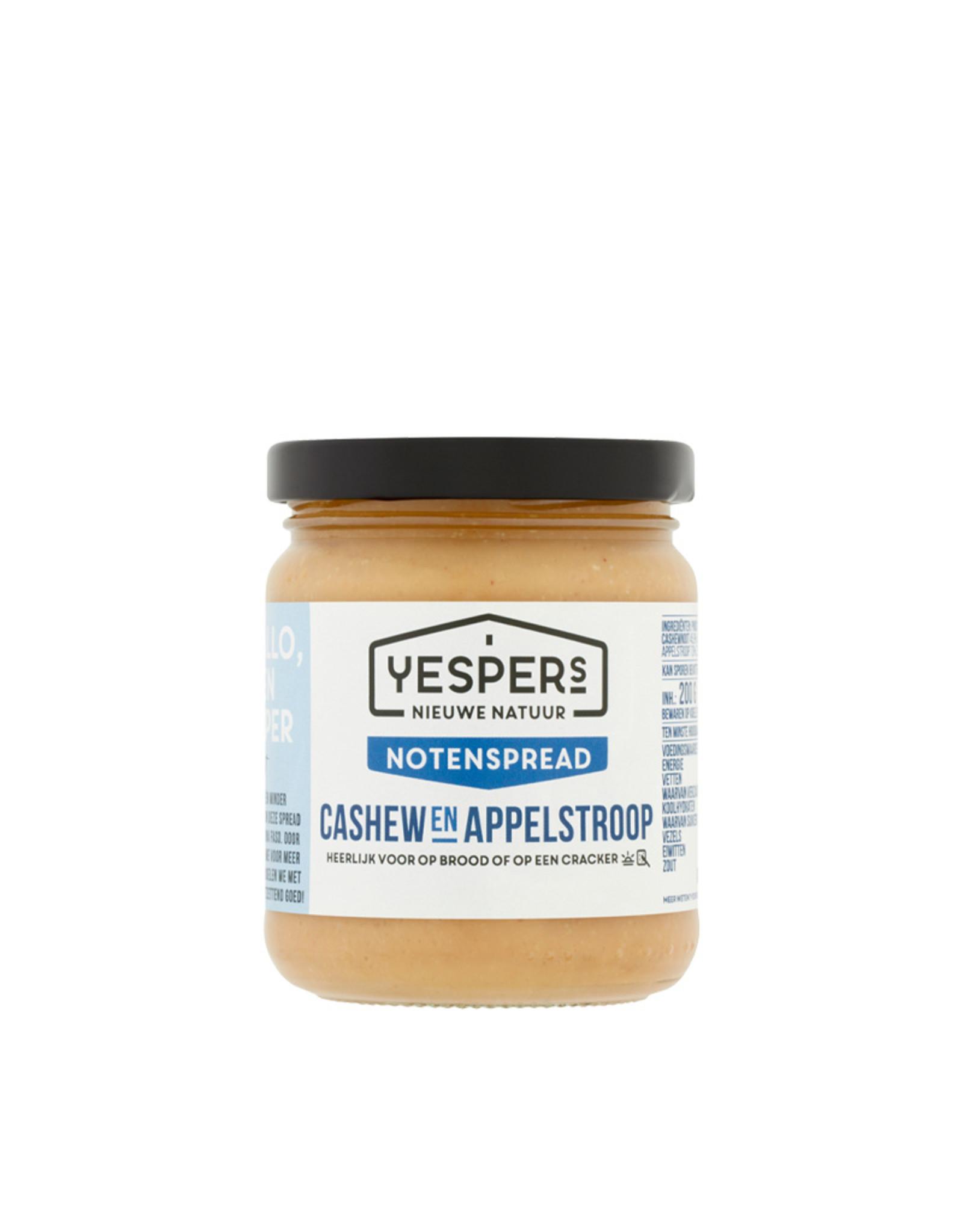 Yespers Yespers - Spread Cashew & Appelstroop