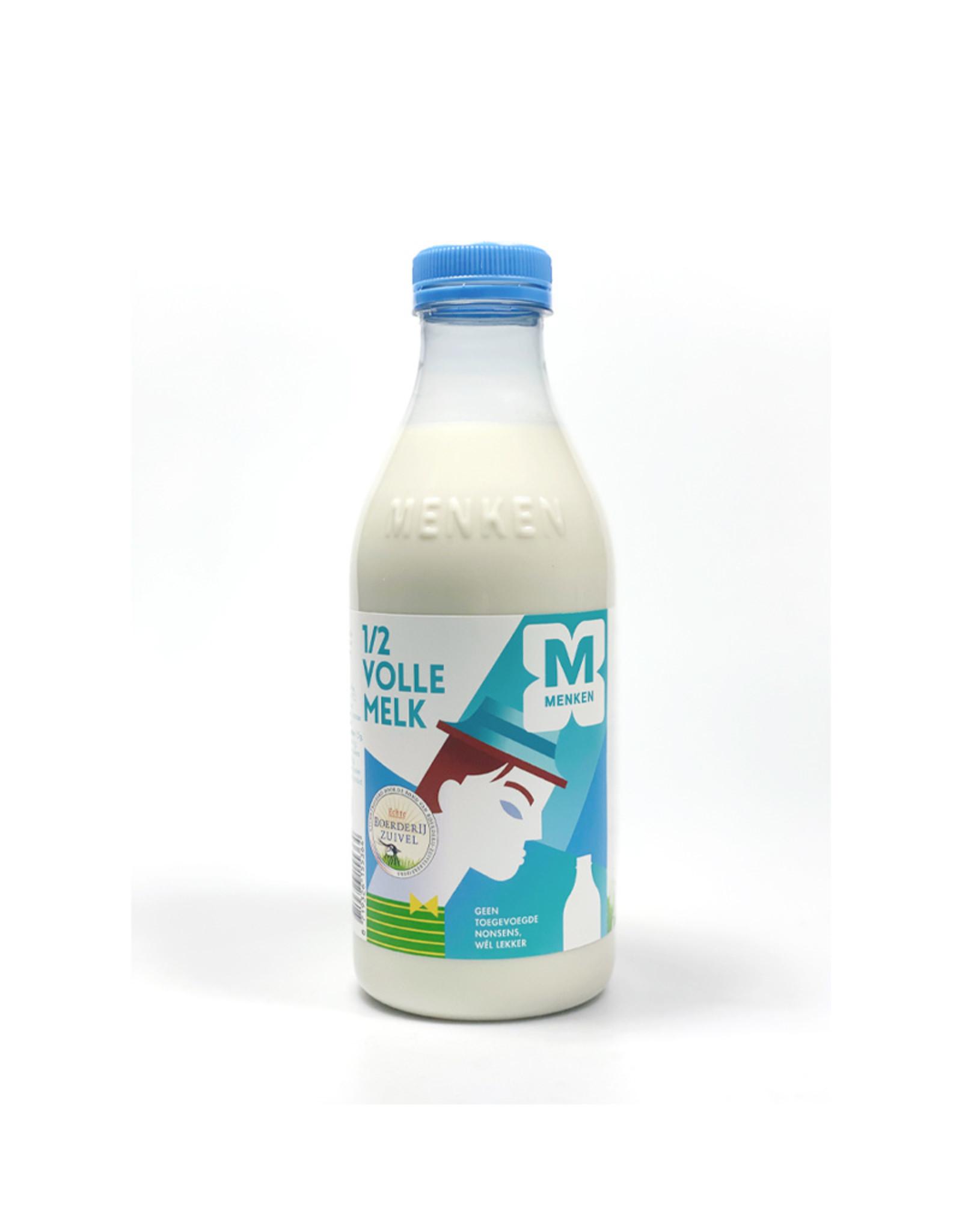 Menken 1/2 Volle Melk - 75cl