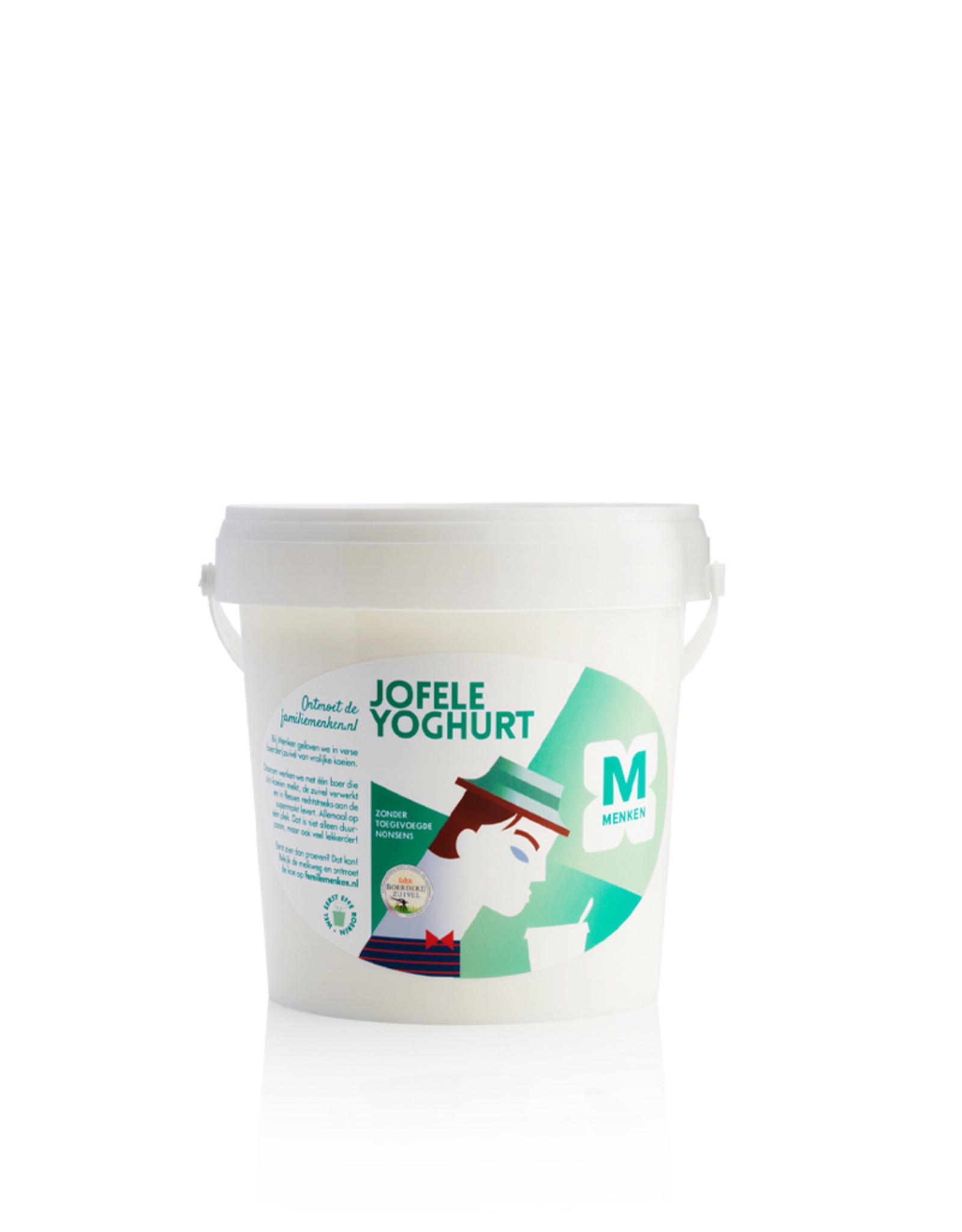 Menken Menken - Jofele Yoghurt