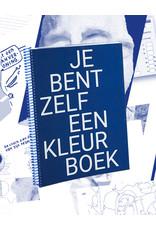 Glitterstudio Glitterstudio - Je Bent Zelf Een Kleurboek
