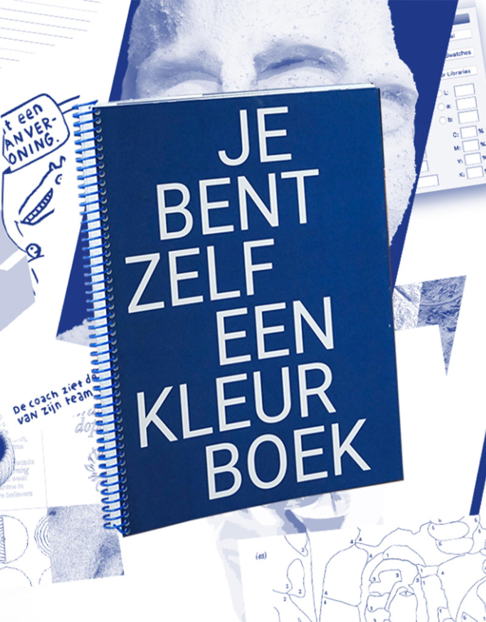 Glitterstudio Je Bent Zelf Een Kleurboek