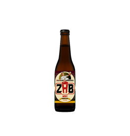 Zuid-Hollandsche Bierbrouwerij ZHB Wout - 33cl