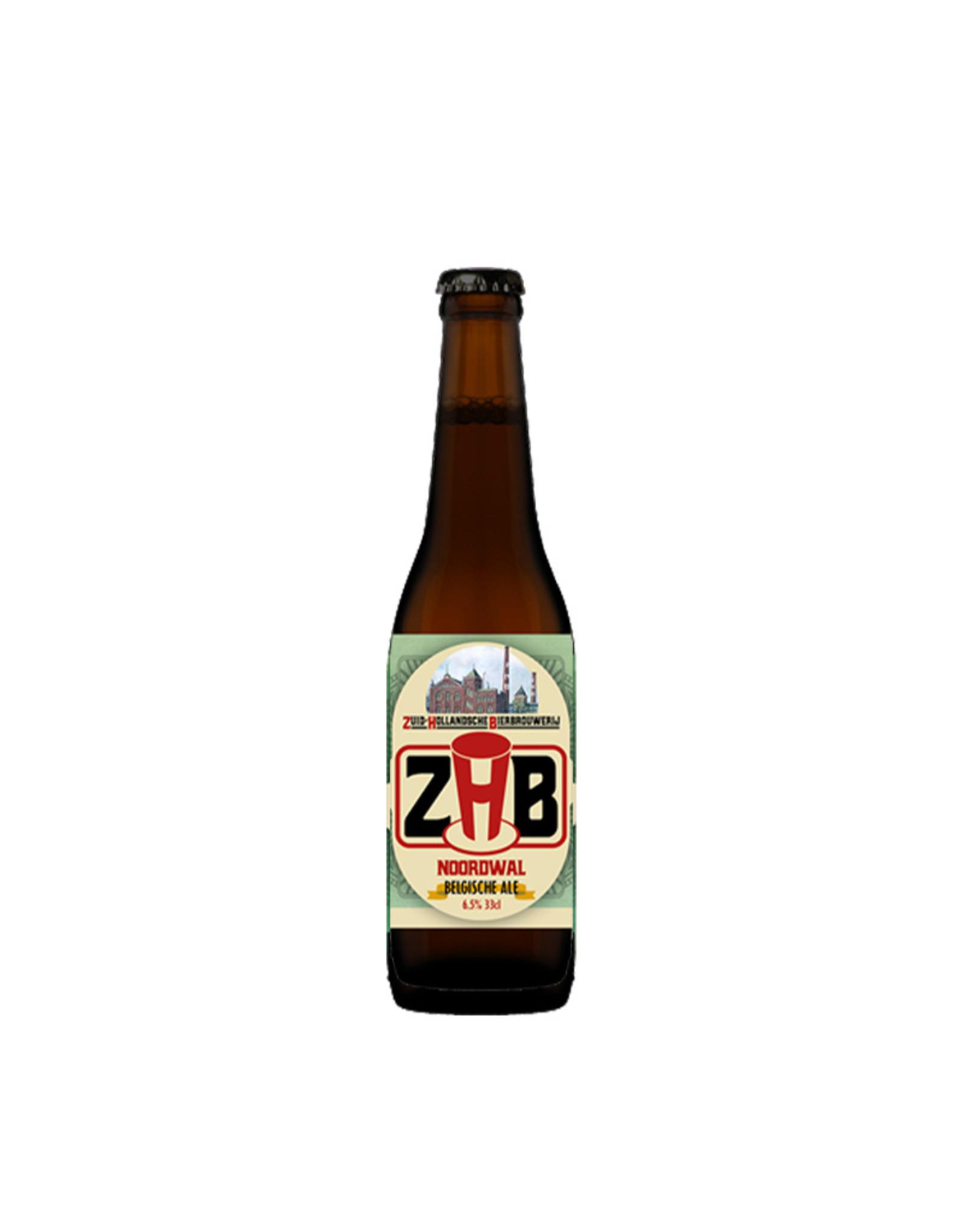 Zuid-Hollandsche Bierbrouwerij ZHB - Noordwal