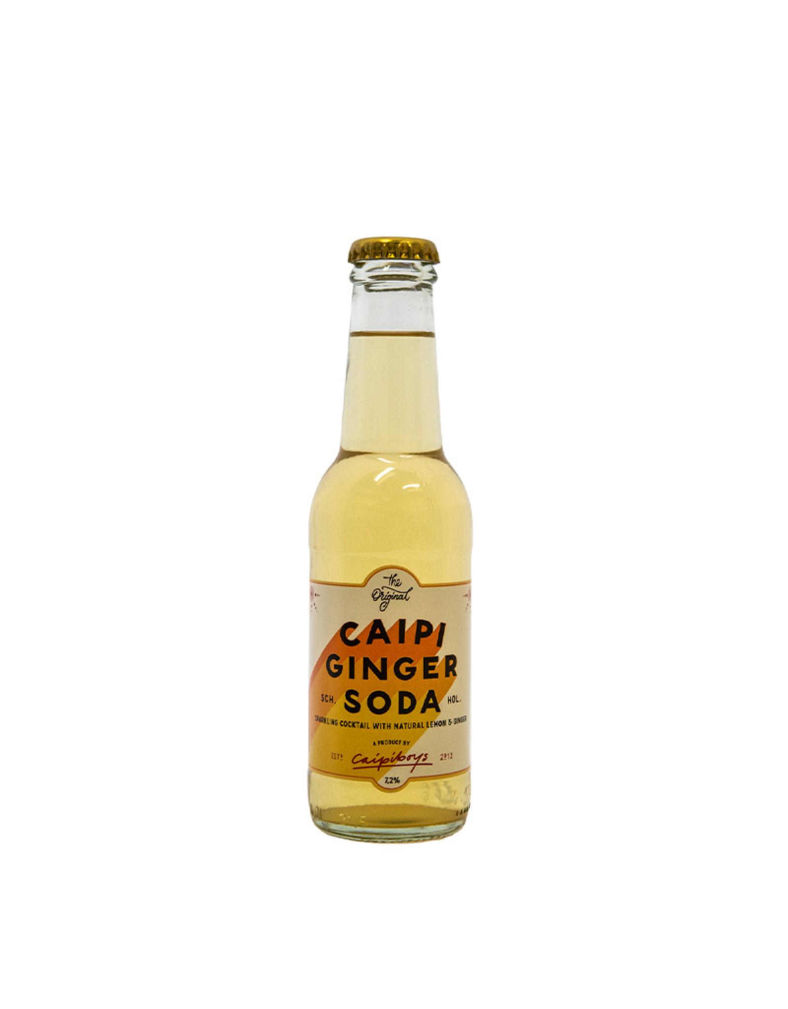 Caipi Boys Caipi Boys - Caipi Ginger Soda
