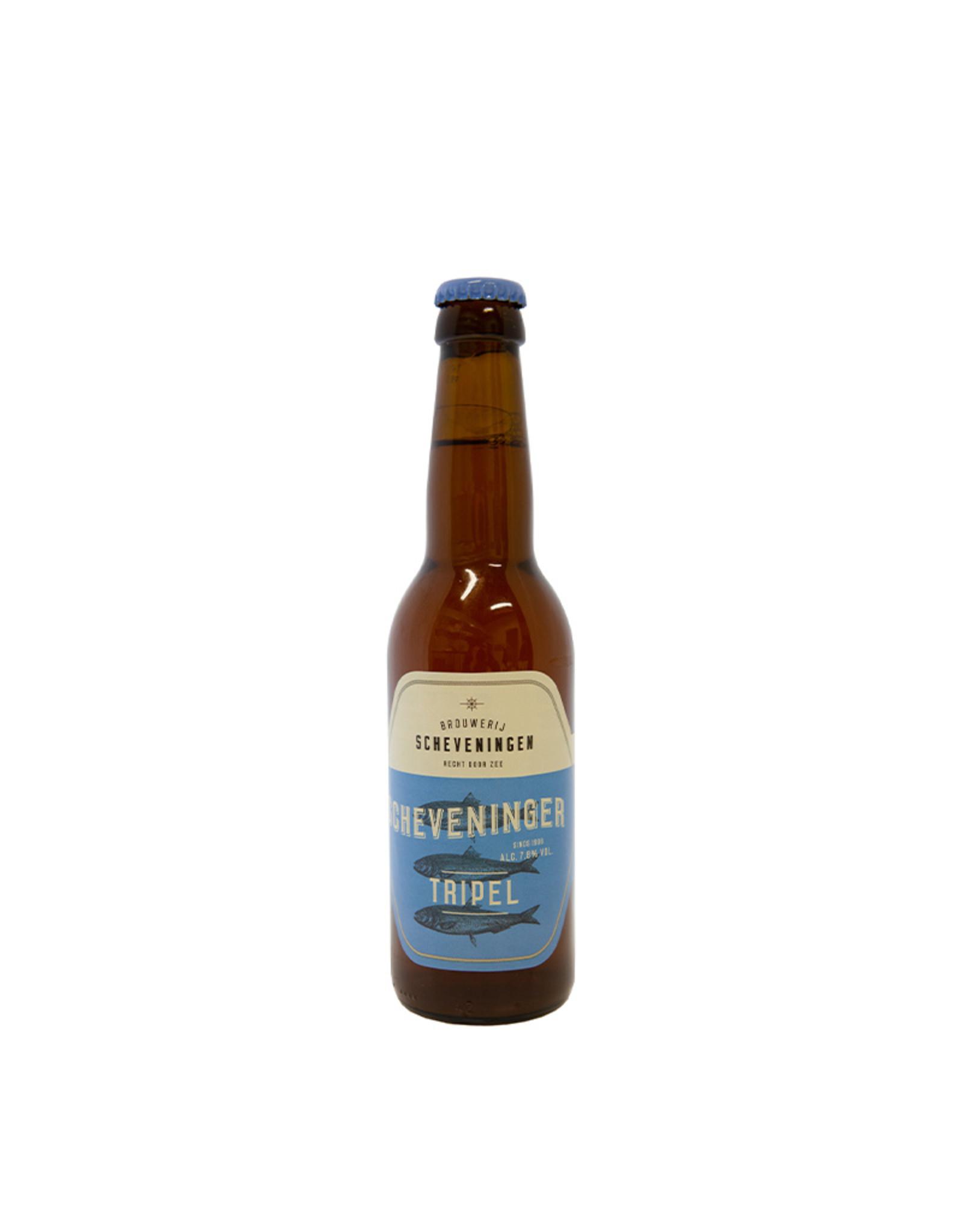 Brouwerij Scheveningen Scheveninger Tripel - 33cl