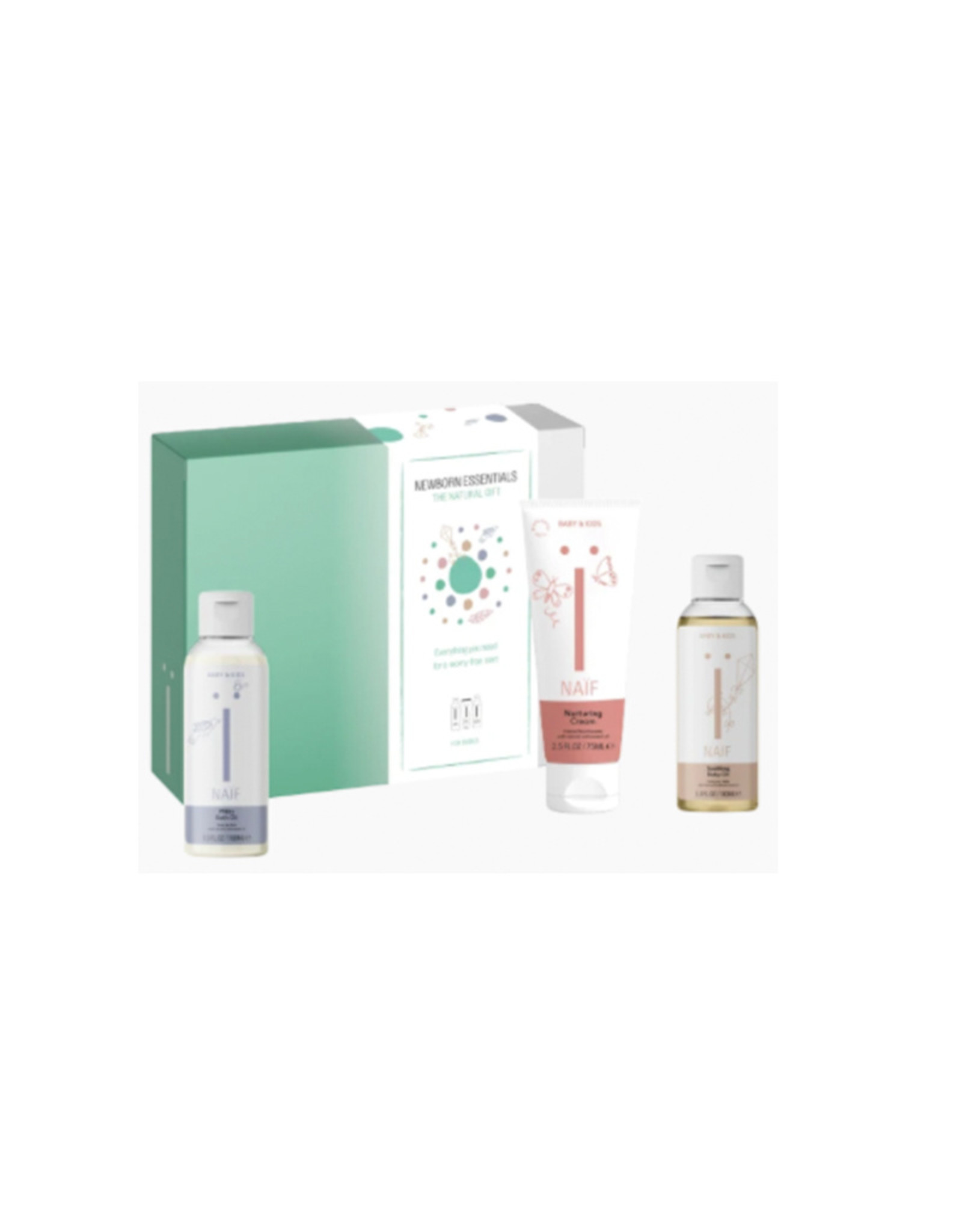 Naïf Naïf - Newborn Essentials - Gift Pack