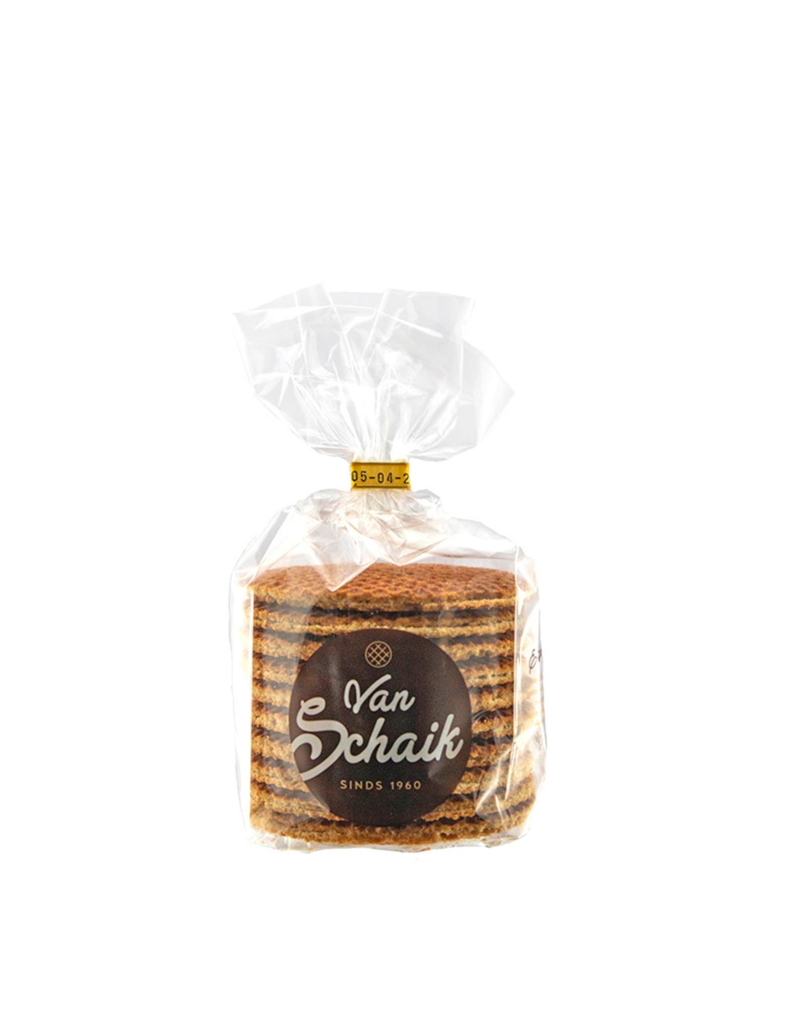 Van Schaik Van Schaik - Duo Giftpack Stroopwafels