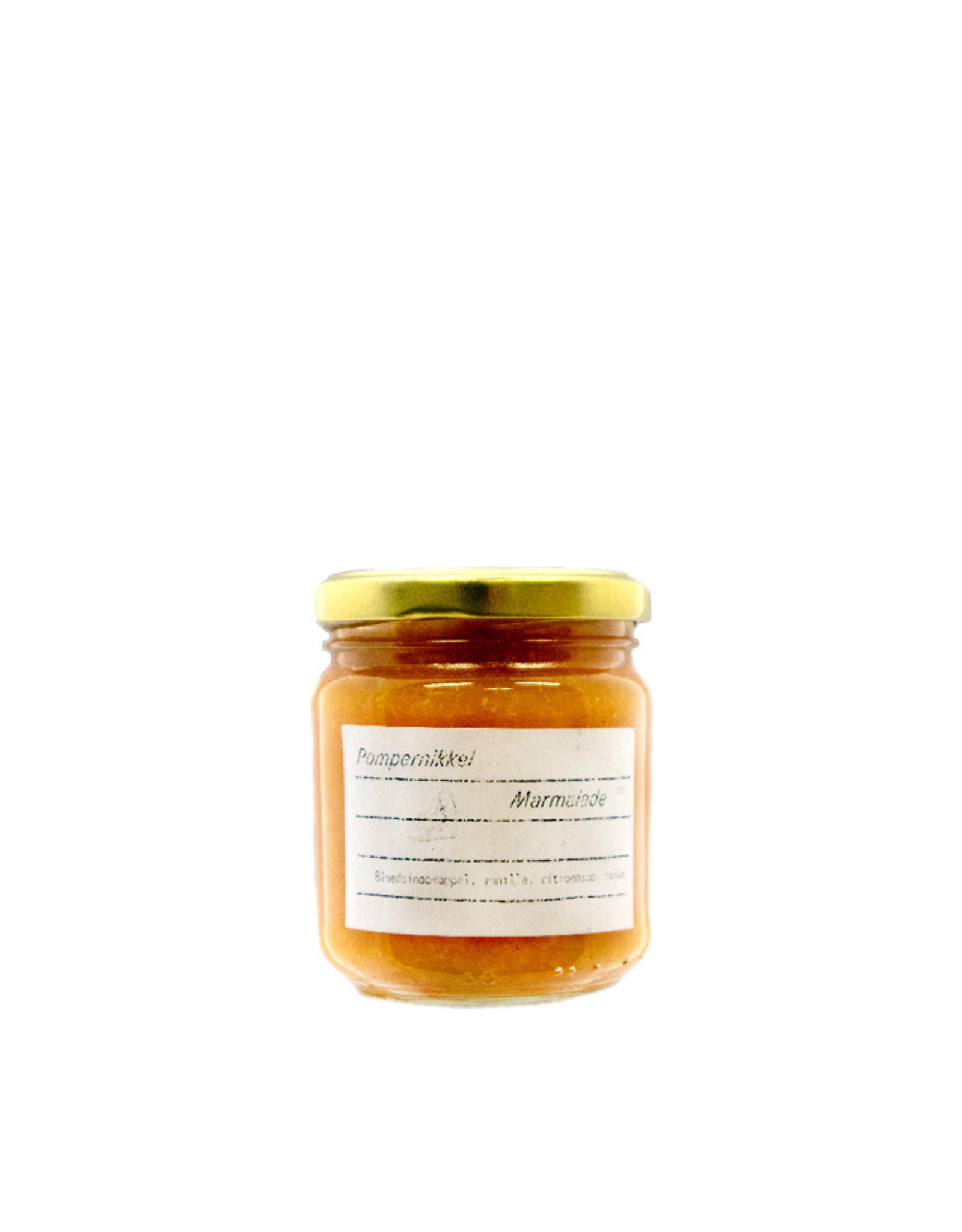 Pompernikkel Pompernikkel - Bloedsinaasappel marmelade