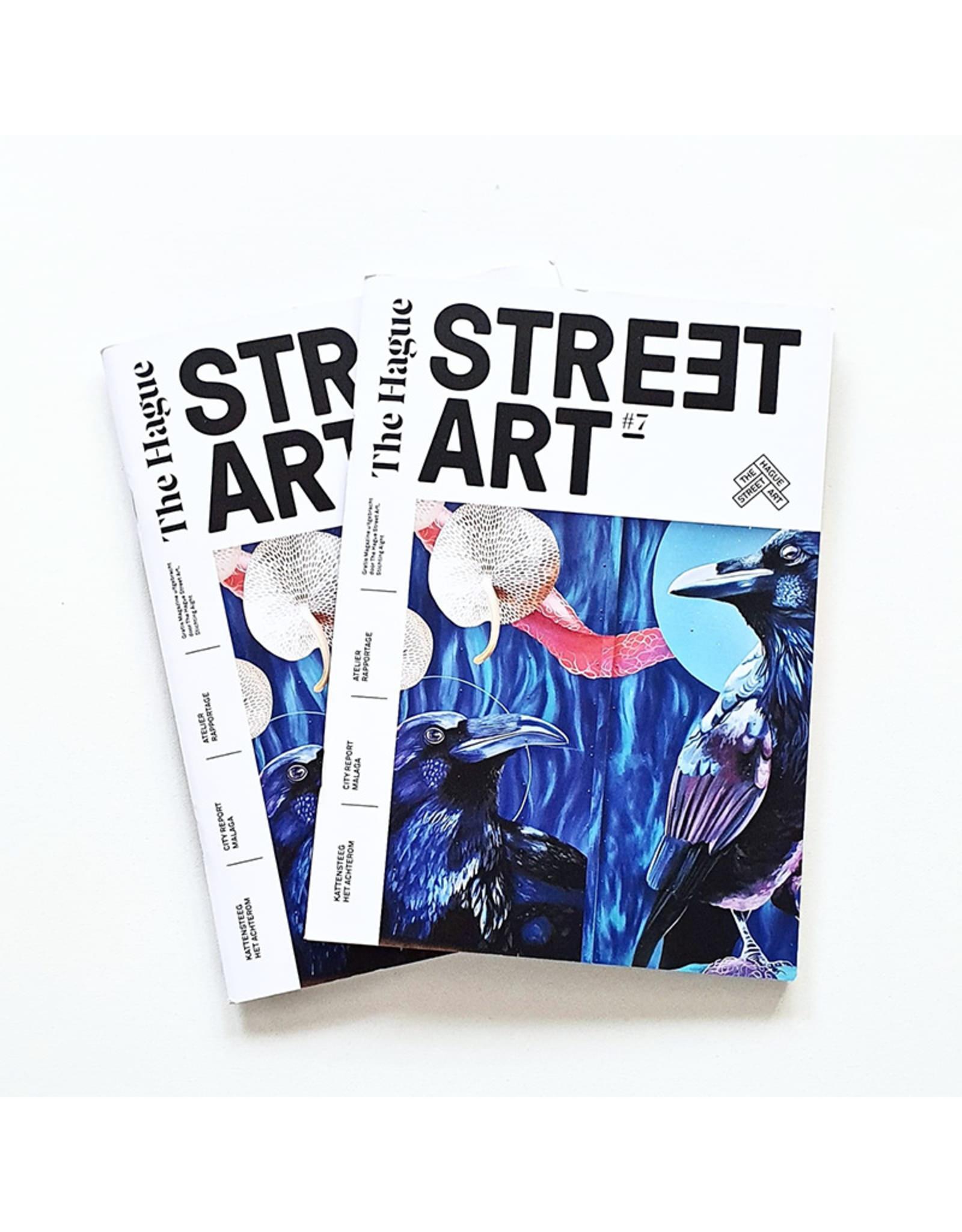 The Hague Street-art The Hague Street-art Magazine #7