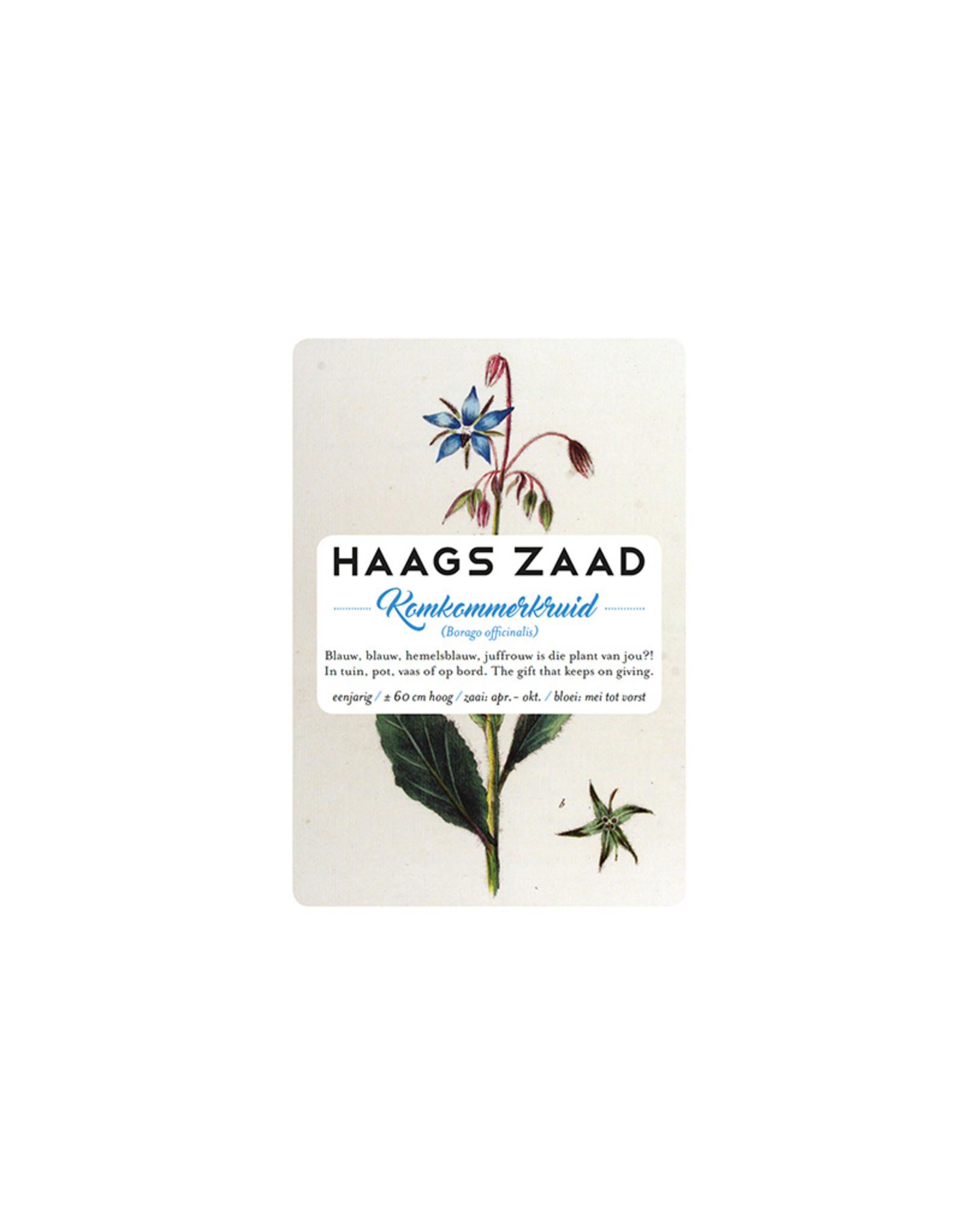 Haagse Honing Komkommerkruid - Haags Zaad