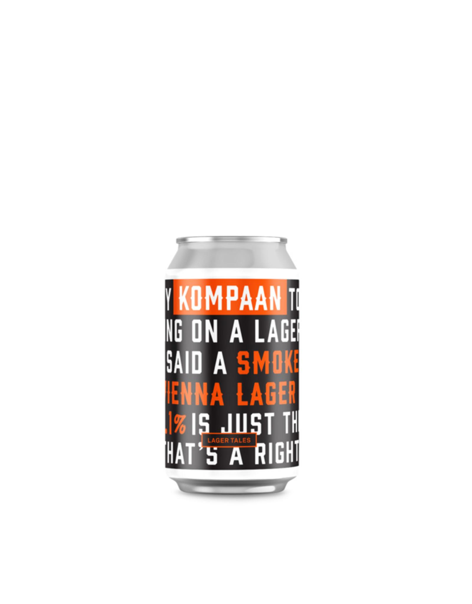 Kompaan Kompaan - Smoked Vienna Lager