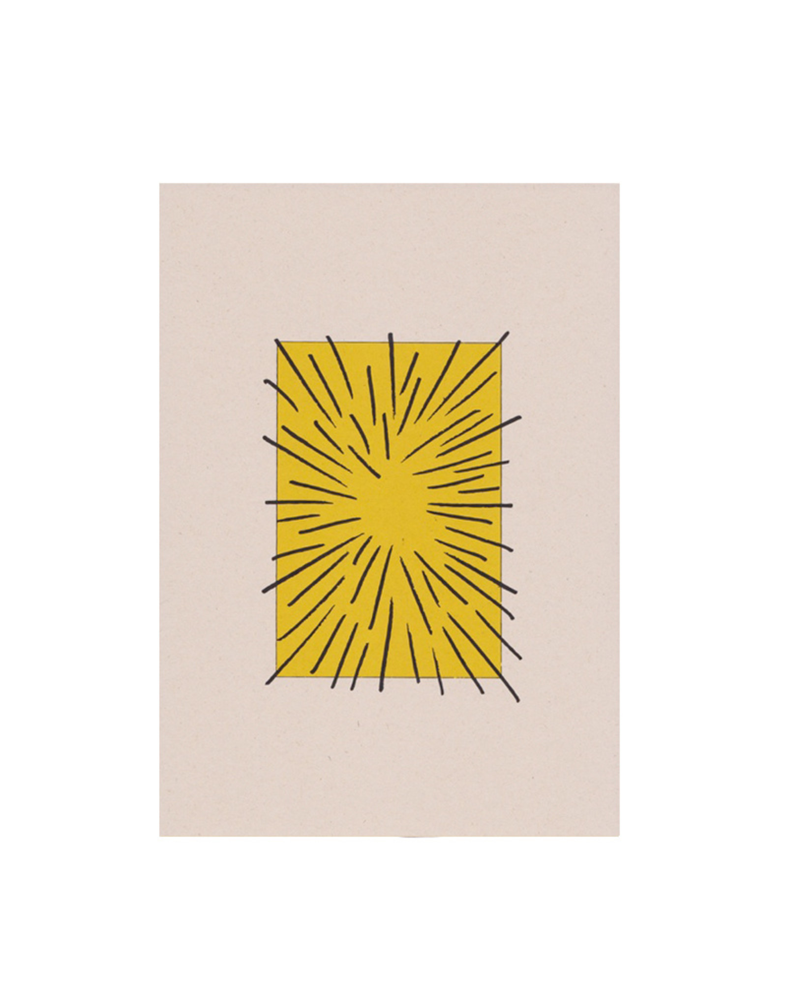 Glitterstudio Goldband - Art Prints A4