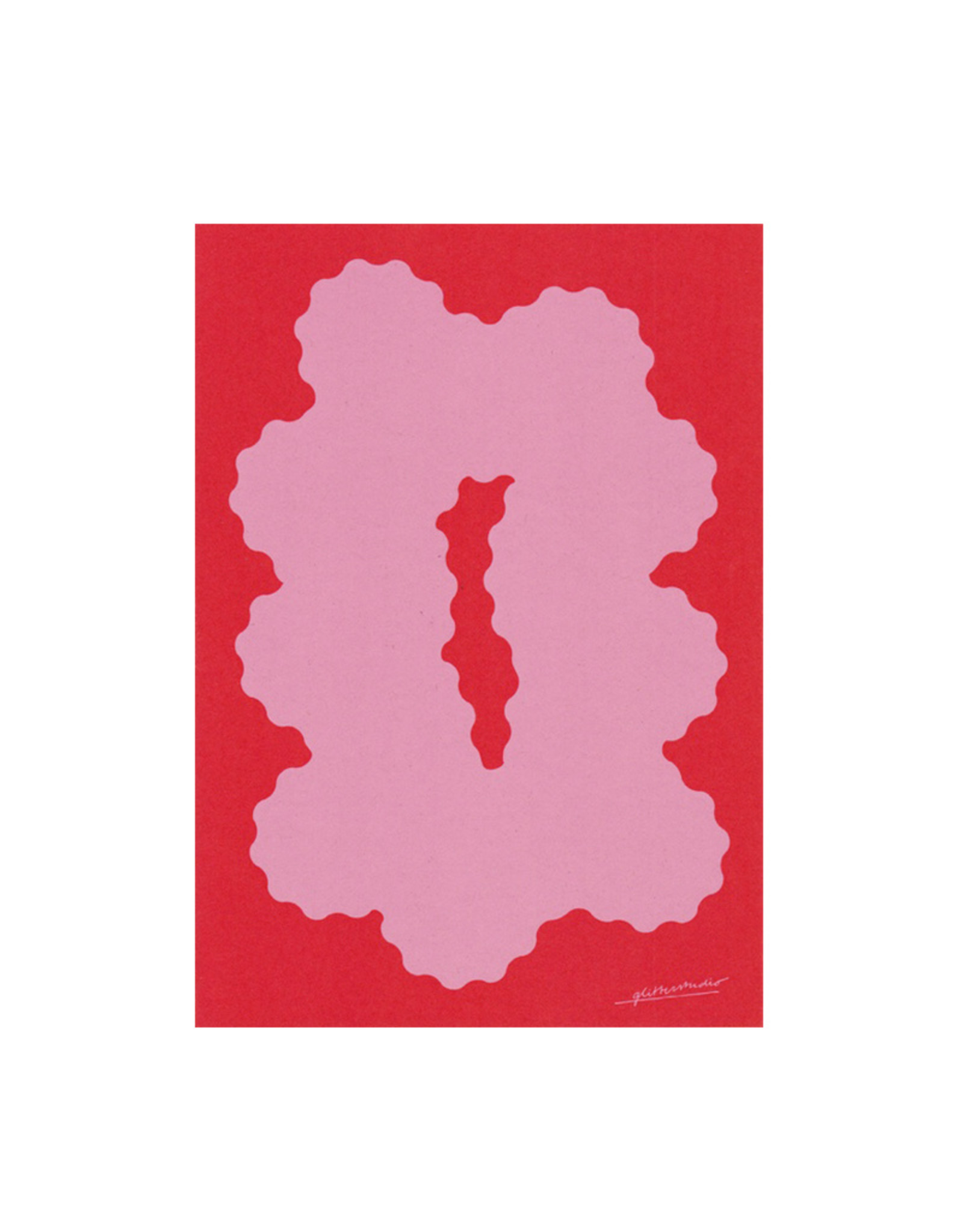Glitterstudio Flobber - Art Prints A4