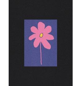 Glitterstudio Flower - Postcard A6