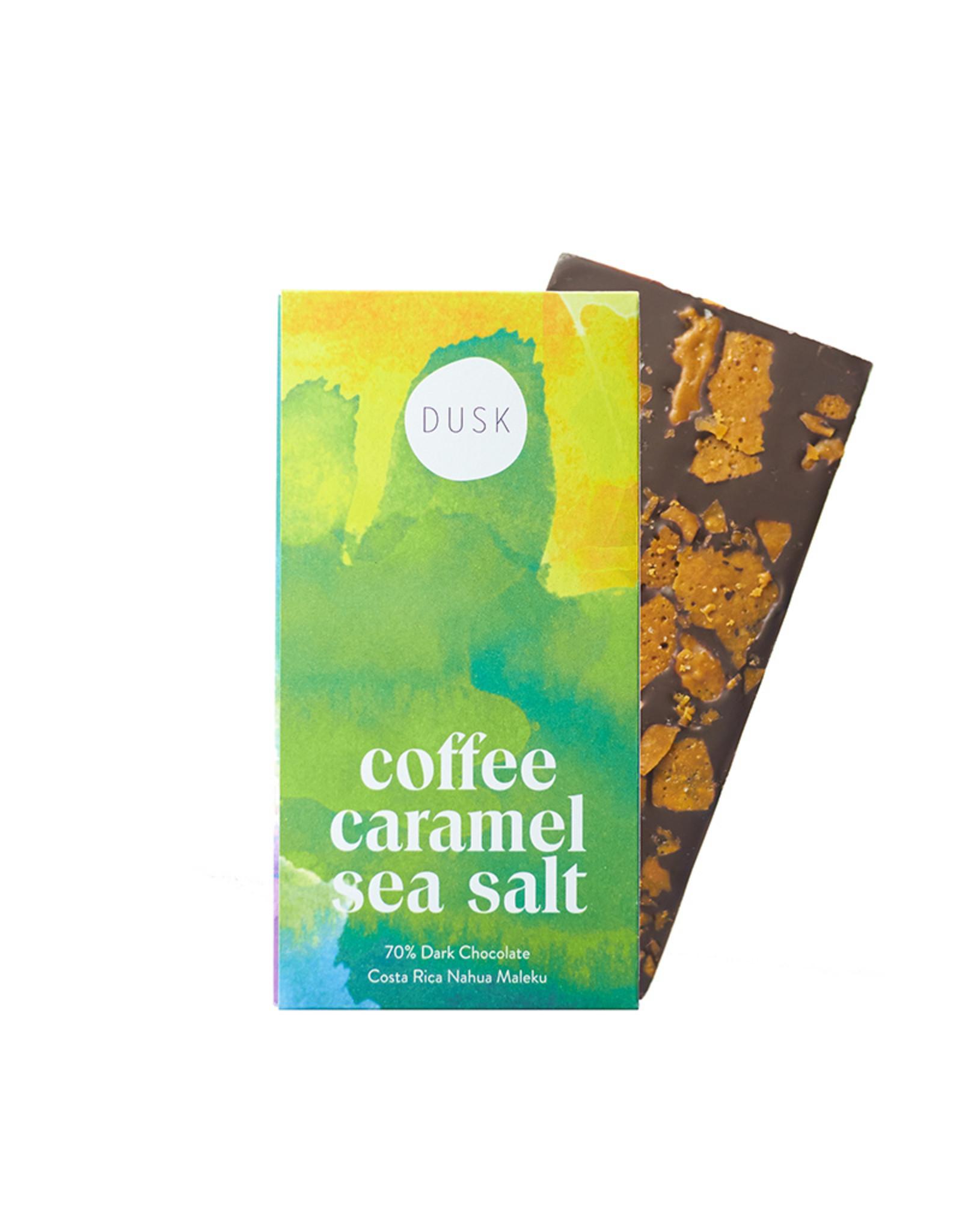 Dusk Dusk Chocolate - Coffee Caramel Sea Salt