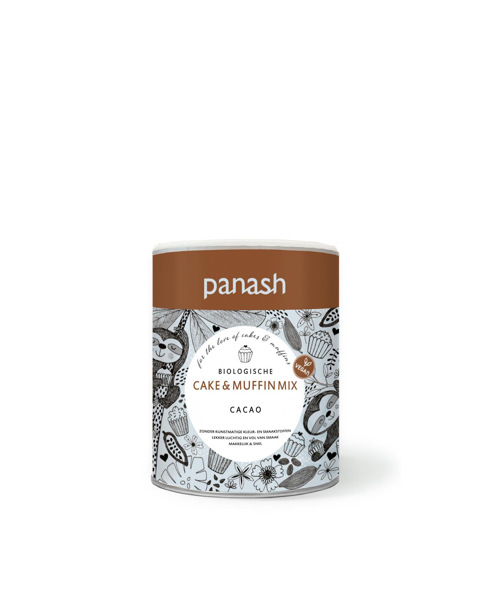 Panash Panash - Cacao Cake & Muffin mix
