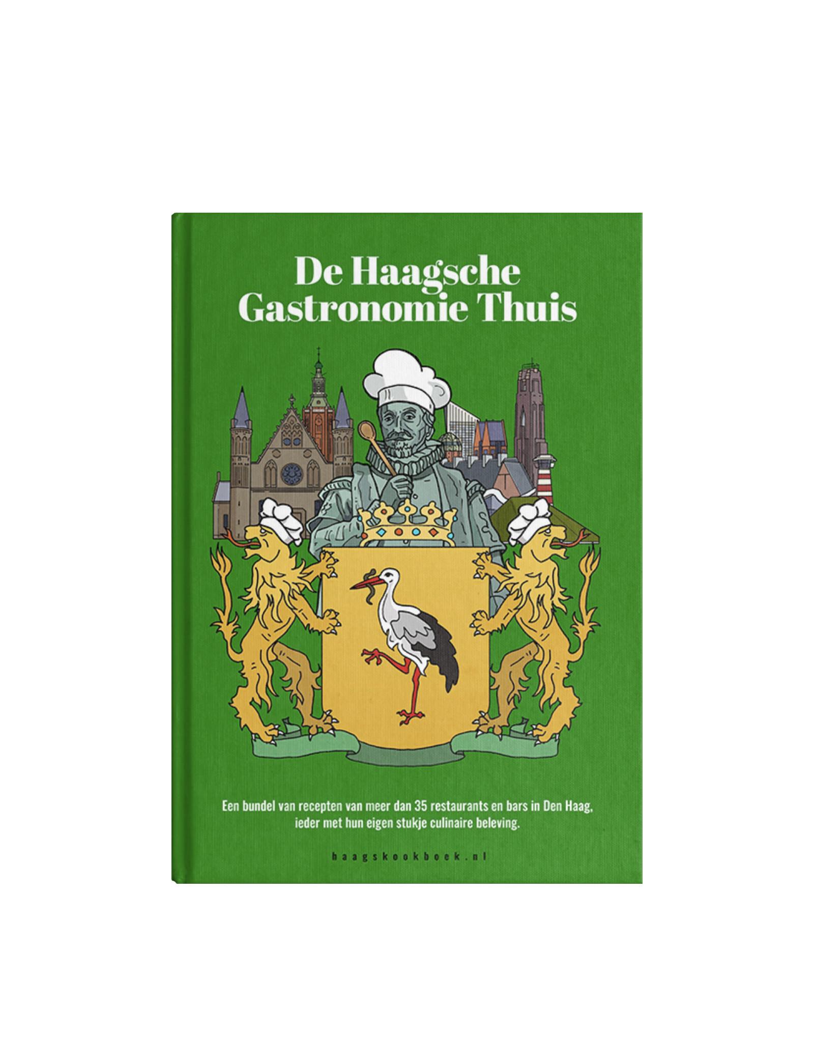Horeca Kookboek De Haagsche Gastronomie Thuis